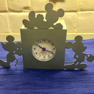 Mickey Mouse Michael Graves Metal clock